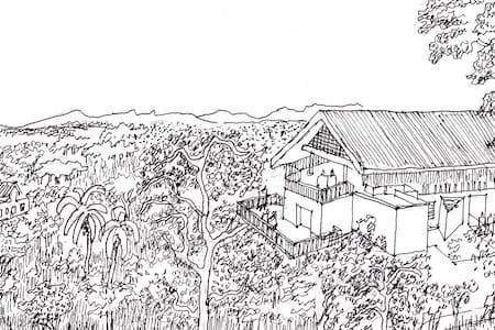 CASALAMAR, Ukúa, Palomino La Guajira, Colombia