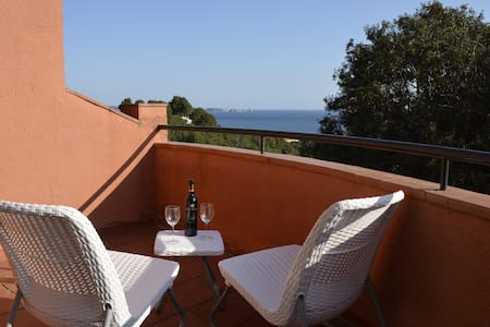 Sea Views Attractive gardens and community pool - Begur - Bungalow