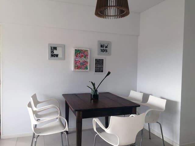Olivos Tower, departamento con terraza privada!! - Olivos - Flat
