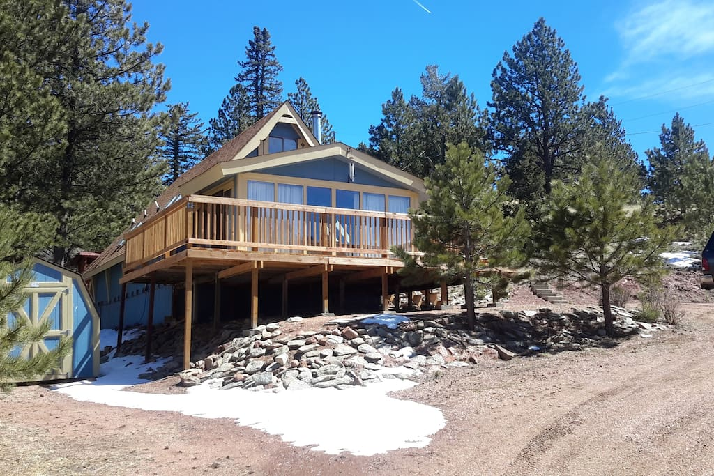 Near Cripple Creek with WiFi - Houses for Rent in Cripple ...