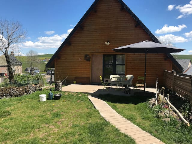 Chambre d'hôte dans jolie maison en Auvergne
