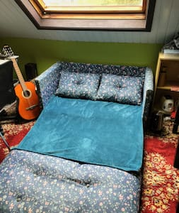The Cozy Duplex Shared Room in Leuven center - Louvain - Loft
