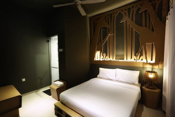RainHillBoutique Guesthouse-Georgetown Penang