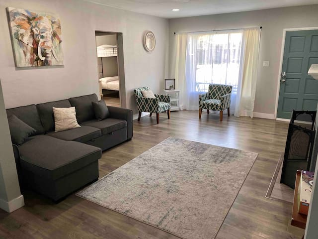 Newly Upgraded Spacious and Comfortable Home