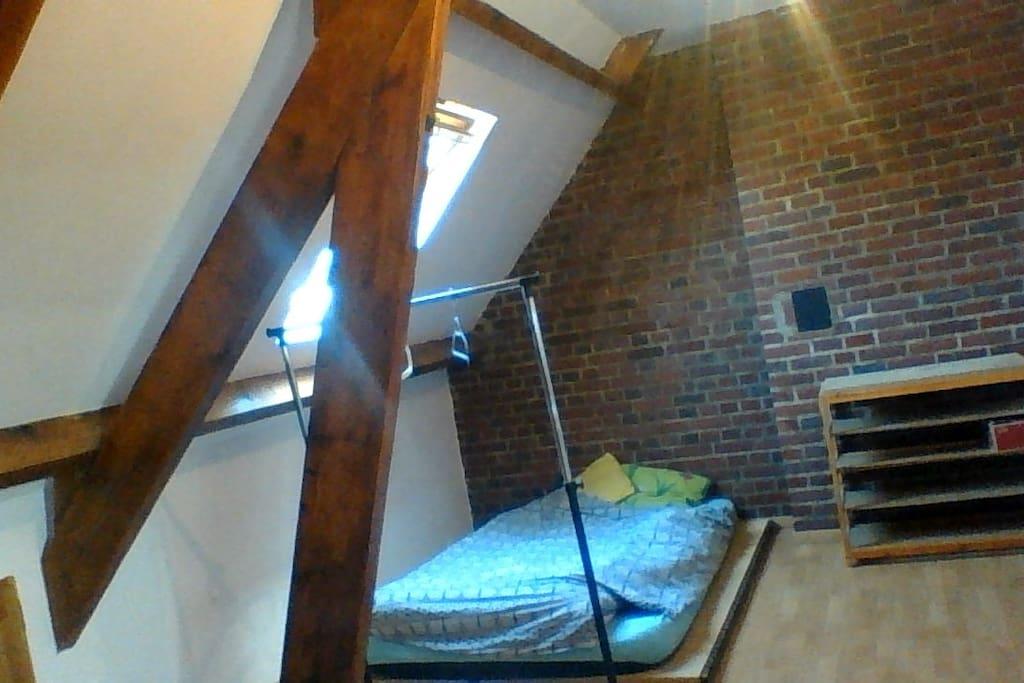 Chambre 1 2 personnes plein centre appartements louer for Chambre beauvais