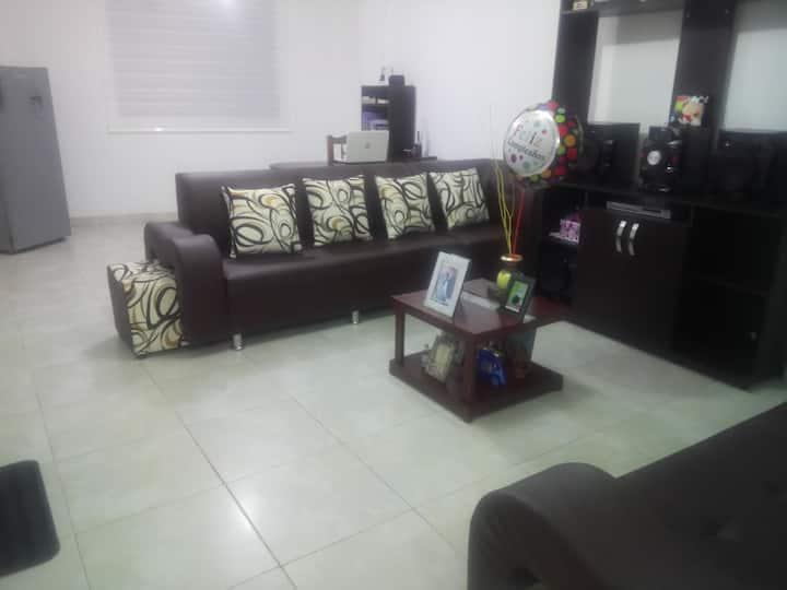 Confortable apartamento en el centro de Ipiales.