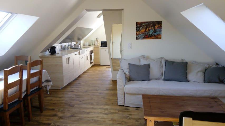 Appartement neuf, lumineux et accueillant