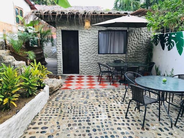Juvaquiz casa Hostal 4Family room/wifi /2kmTayrona