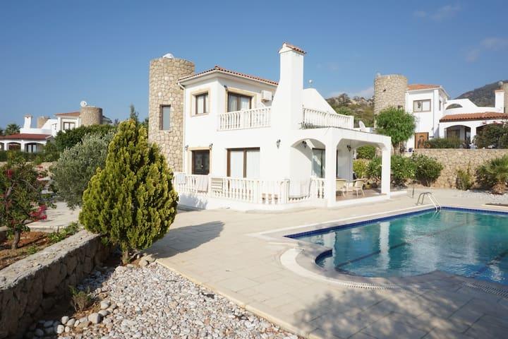 сдается дом на Кипре - Bahçeli