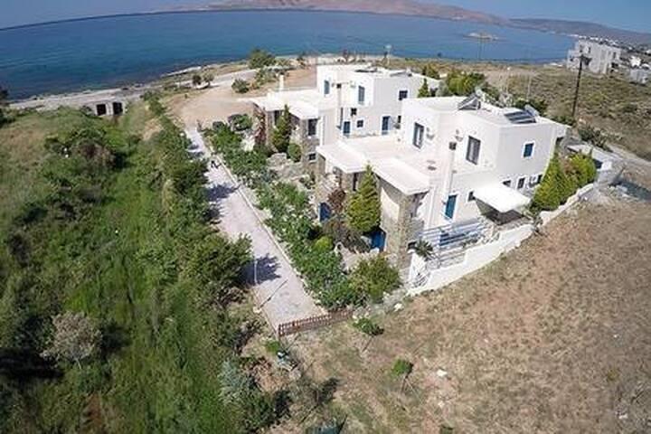 Traditional apartment- Casa di mare