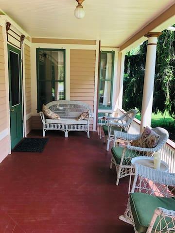 South porch