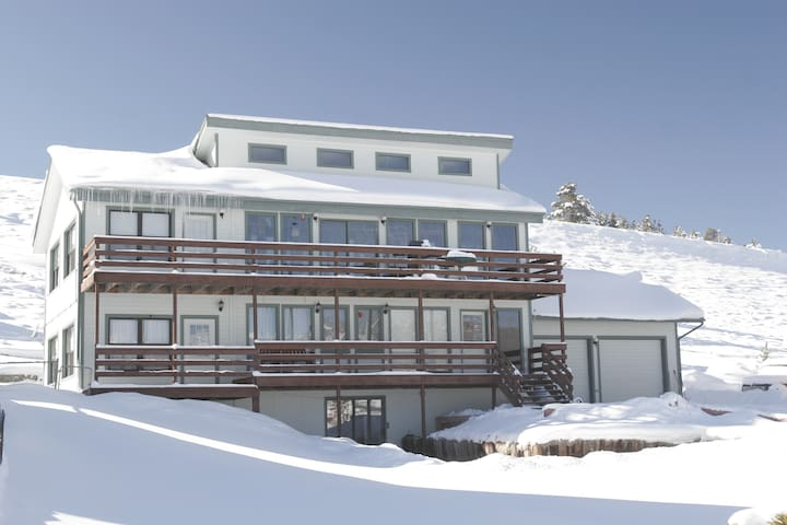 Mountain Chalet-Million Dollar View Private Hottub - Tabernash - Chalet