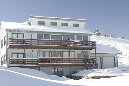 Mountain Chalet-Million Dollar View - Chalet