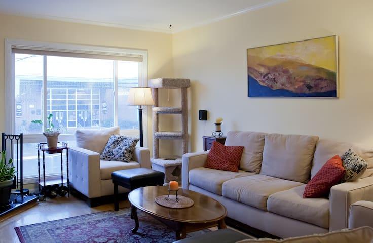 3 BR Home with Ocean Sunset Views - San Francisco - Dům