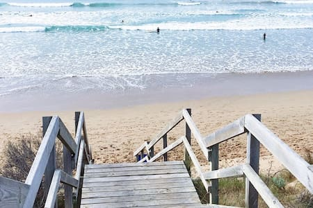Micasa. Family friendly beach house - Ocean Grove