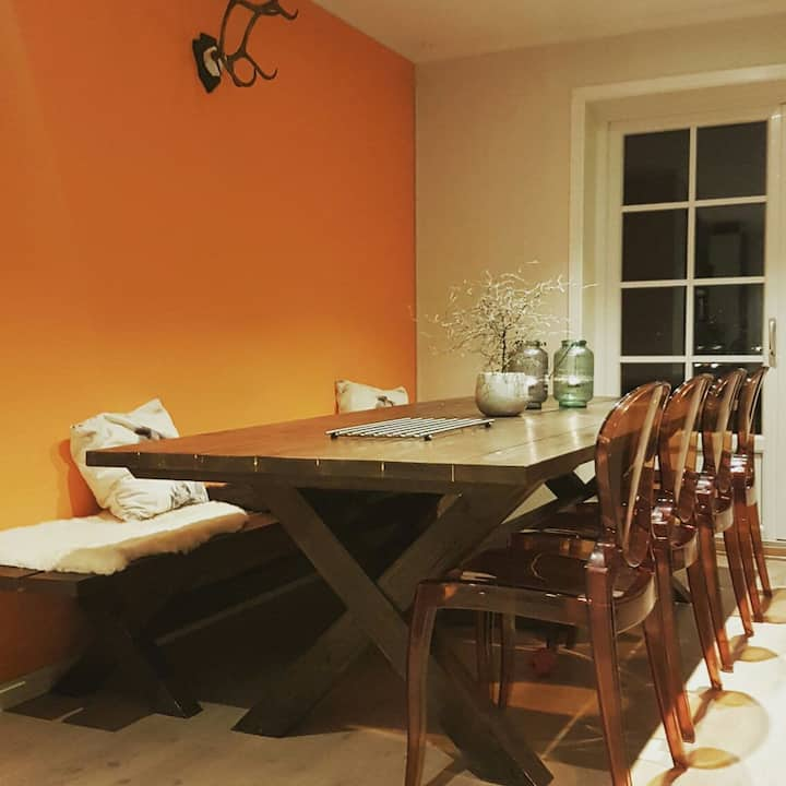 Skien, Telemark: Family-friendly apartment