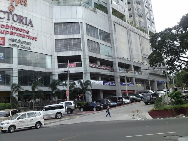 Victoria Towers Condominium - Quezon City - Condominium