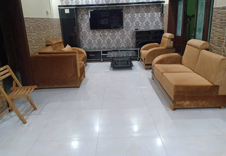 Fully Furnished Brand New apartment Available