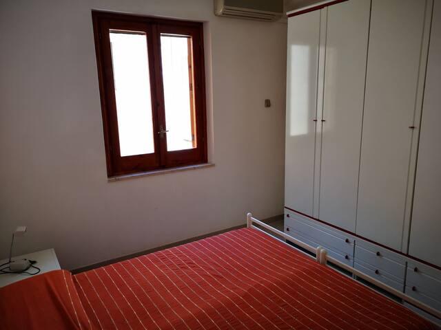 Appartamentocon balcone  30 metri dalla spiaggia