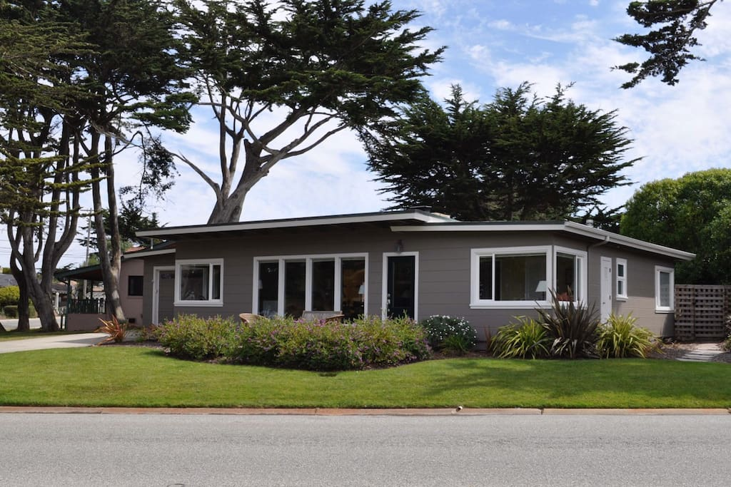 Pacific Grove Home