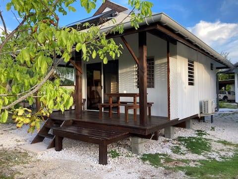 Rangiroa Reef Lodge - Bungalow Moana