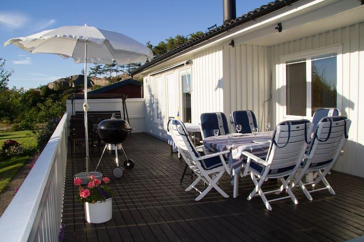 Sommarhus i Fjällbacka - Fjällbacka - Huis