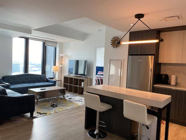 Luxury Boston Apartment seaport