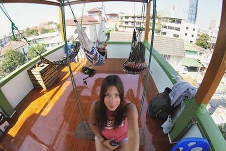 Karma home hostel. - Phitsanulok - Vandrarhem