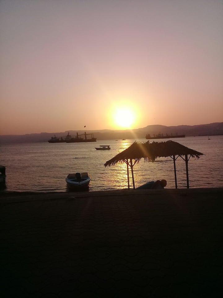 Nice and classy place.. aqaba city