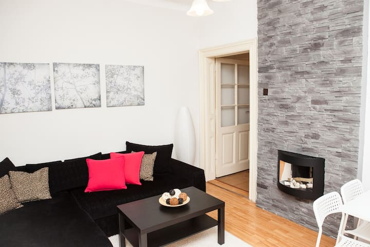 Luxury Old Town Style Apartment in Bratislava