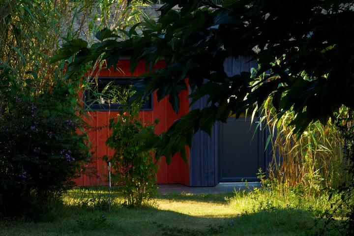 Petite maison  façon cabane ostréicole