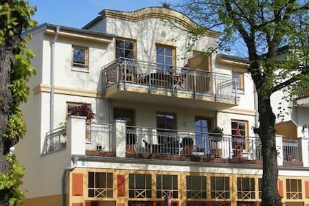 Wohnung - Villa Hannah, 400m zum Ostsee Strand - Rostock - Wohnung