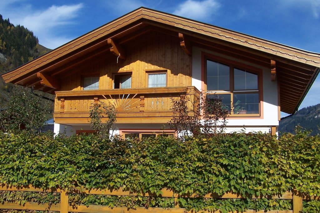 Dachgeschoss für unsere Gäste