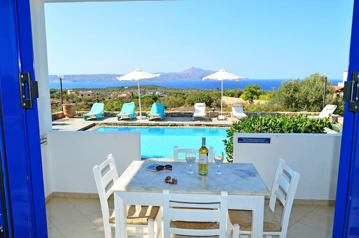 VILLA ARTEMIS LUXURY VILLA WITH PRIVATE POOL - Kokkino Chorio