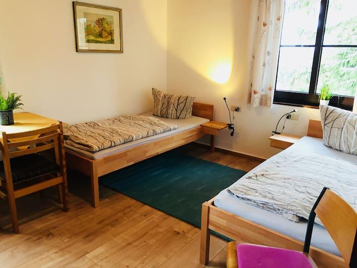 Viel Gästezimmer, viel Platz, viele Möglichkeiten!