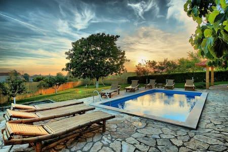 Cozy Villa Blaz with Pool - Tinjan