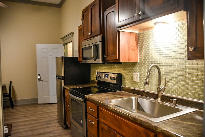 Lemonlofts Apartment in historic downtown square
