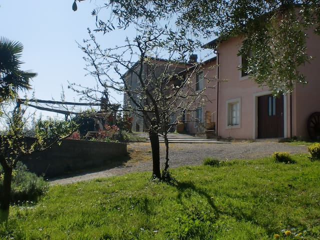 Angolo della Toscana - Fibbialla - Maison
