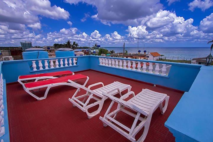 Casa Costa Azul, habitación 2