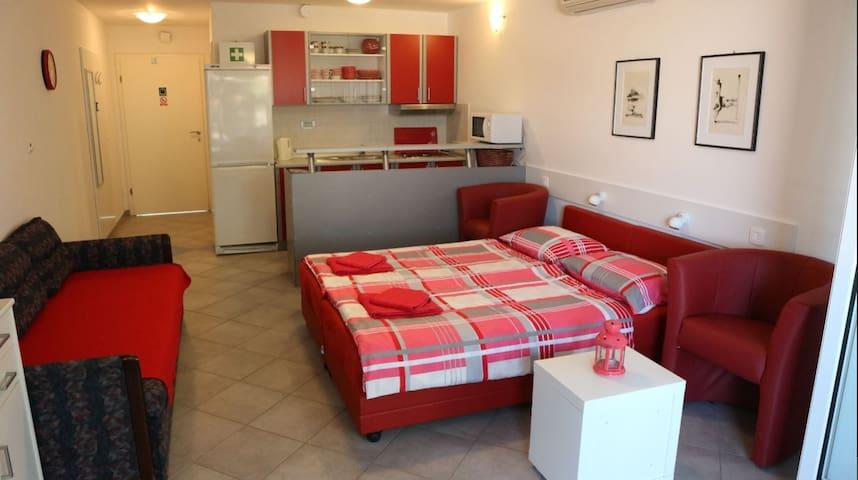 Nice apartment in Punat-Island Krk
