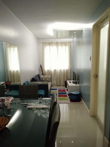 1Bedroom Condo Unit for Rent - Ciudad Quezón - Departamento