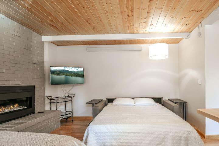 sleeper sofa with memory foam mattress