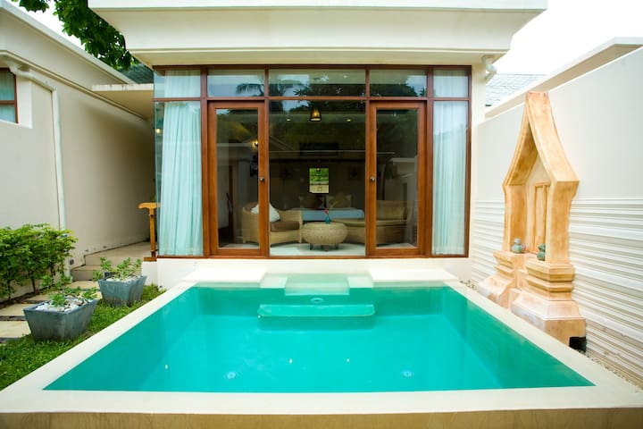 Montien House Pool Villa