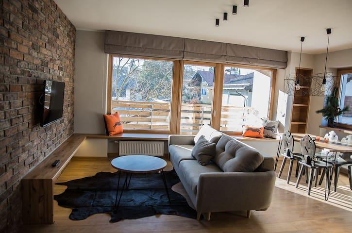 Kandahar Lodge - Apartment OLYMPIA