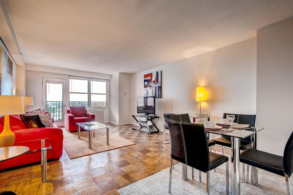 Luxurious Furnished 1 Bedroom Longwood Apartment Apartments For Rent In B