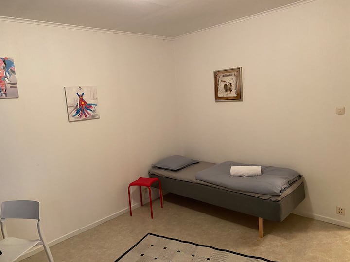 ADI Apartments Leirvik sentrum Rom 2