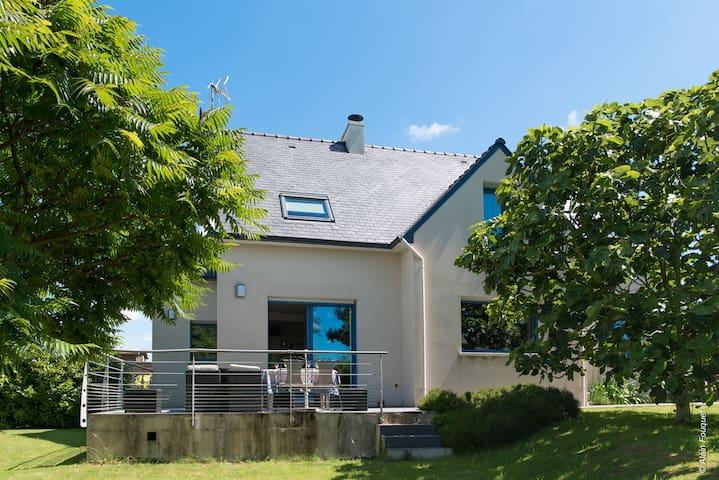 Maison Lambézellec - Brest - Hus