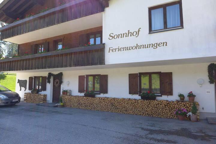 Sonnhof Ferienwohnungen Mösern bei Seefeld #1