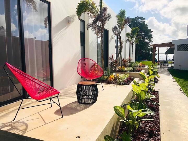 Villa Estrella by Tuka'an Apartments Bacalar