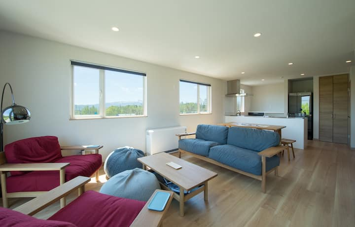 "Niseko Retreat 3Bdrm ""Go To Travel """